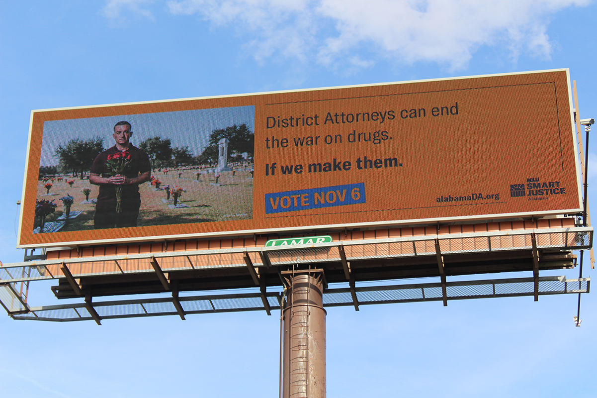DA's Can End the War On Drugs